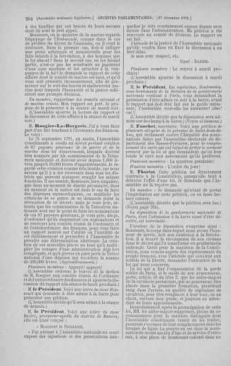 Tome 36 : Du 11 décembre 1791 au 1er janvier 1792 - page 204