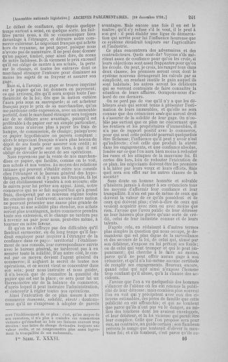 Tome 36 : Du 11 décembre 1791 au 1er janvier 1792 - page 241