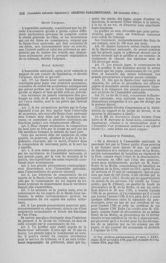 Tome 36 : Du 11 décembre 1791 au 1er janvier 1792 - page 302