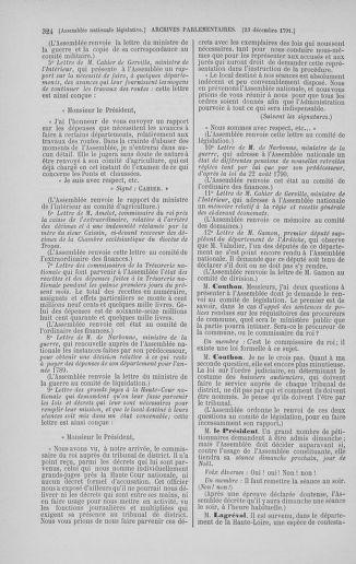 Tome 36 : Du 11 décembre 1791 au 1er janvier 1792 - page 324