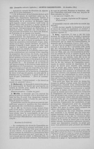 Tome 36 : Du 11 décembre 1791 au 1er janvier 1792 - page 330