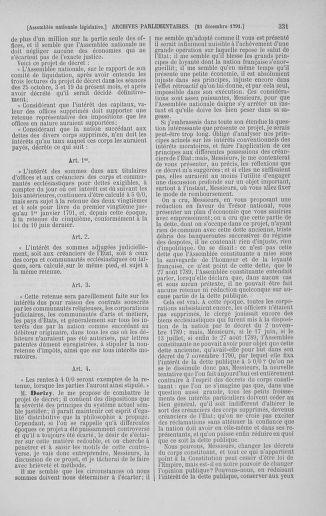 Tome 36 : Du 11 décembre 1791 au 1er janvier 1792 - page 331