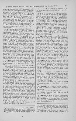 Tome 36 : Du 11 décembre 1791 au 1er janvier 1792 - page 357