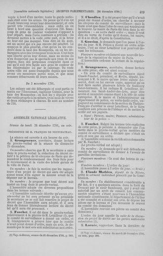 Tome 36 : Du 11 décembre 1791 au 1er janvier 1792 - page 419