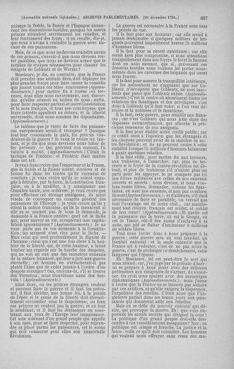 Tome 36 : Du 11 décembre 1791 au 1er janvier 1792 - page 607