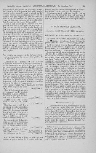 Tome 36 : Du 11 décembre 1791 au 1er janvier 1792 - page 691