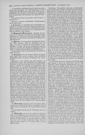 Tome 36 : Du 11 décembre 1791 au 1er janvier 1792 - page 692