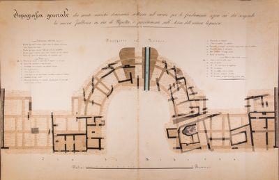 Topografia generale dei muri antichi