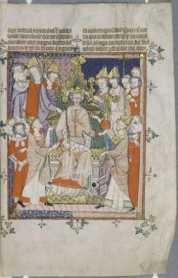 Cambridge, Corpus Christi College, MS 020: Apocalypse. Visio Sancti Pauli