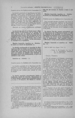Tome 82 : Du 20 décembre 1793 au 4 janvier 1794 - page 2