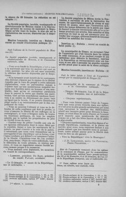 Tome 82 : Du 20 décembre 1793 au 4 janvier 1794 - page 113