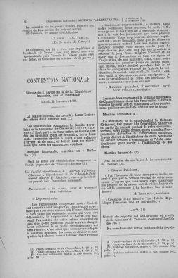 Tome 82 : Du 20 décembre 1793 au 4 janvier 1794 - page 180