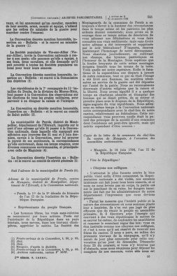 Tome 82 : Du 20 décembre 1793 au 4 janvier 1794 - page 241