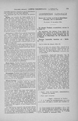 Tome 82 : Du 20 décembre 1793 au 4 janvier 1794 - page 379