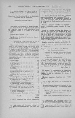 Tome 82 : Du 20 décembre 1793 au 4 janvier 1794 - page 442