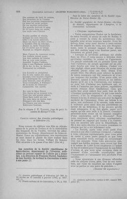 Tome 82 : Du 20 décembre 1793 au 4 janvier 1794 - page 608