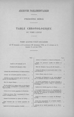Tome 82 : Du 20 décembre 1793 au 4 janvier 1794 - page ..