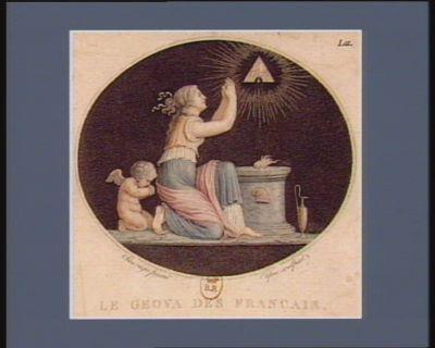 Le  Geova des Français [estampe]