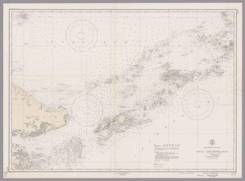 Philippine Islands : Sulu Archipelago