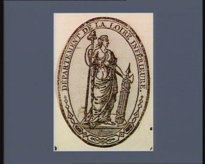 Departement de la Loire inférieure [estampe]
