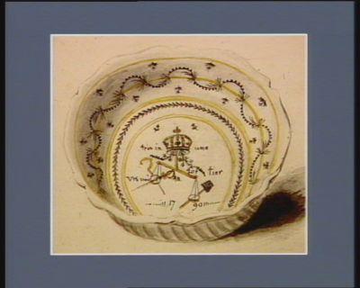 Tres in uno vis unita fortior <em>1790</em> : [dessin]