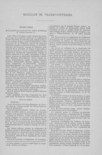 Tome 6 : 1789 – États généraux. Cahiers des sénéchaussées et baillages [Toul - Vitry-le-François] - page 183