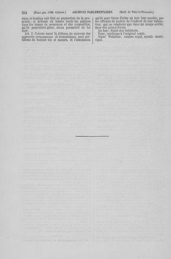 Tome 6 : 1789 – États généraux. Cahiers des sénéchaussées et baillages [Toul - Vitry-le-François] - page 234