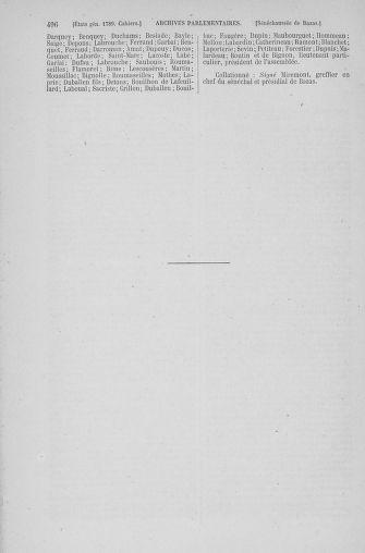 Tome 6 : 1789 – États généraux. Cahiers des sénéchaussées et baillages [Toul - Vitry-le-François] - page 496
