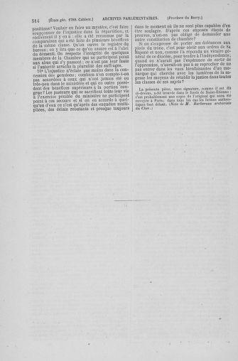 Tome 6 : 1789 – États généraux. Cahiers des sénéchaussées et baillages [Toul - Vitry-le-François] - page 514