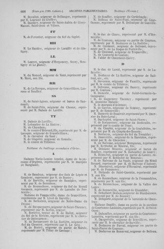 Tome 6 : 1789 – États généraux. Cahiers des sénéchaussées et baillages [Toul - Vitry-le-François] - page 608