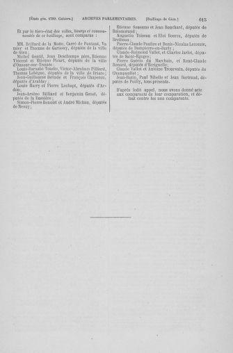 Tome 6 : 1789 – États généraux. Cahiers des sénéchaussées et baillages [Toul - Vitry-le-François] - page 615