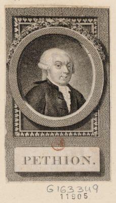 Pethion [estampe]