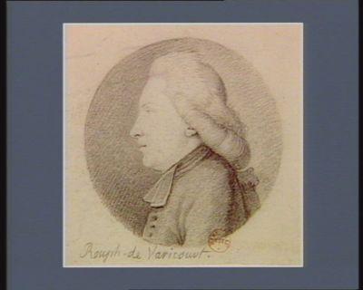 Rouph de Varicourt [député de Gex] : [dessin]