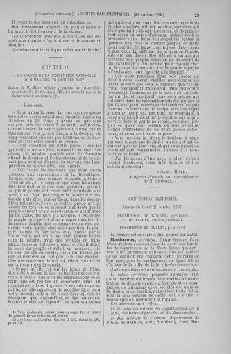 Tome 53 : Du 27 octobre au 30 novembre 1792 - page 29