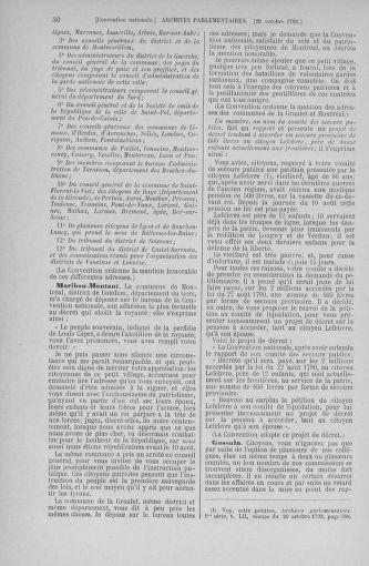 Tome 53 : Du 27 octobre au 30 novembre 1792 - page 30