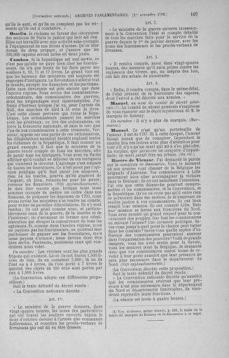 Tome 53 : Du 27 octobre au 30 novembre 1792 - page 107