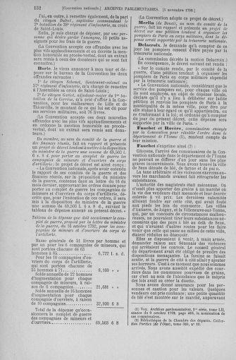 Tome 53 : Du 27 octobre au 30 novembre 1792 - page 152