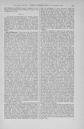 Tome 53 : Du 27 octobre au 30 novembre 1792 - page 383