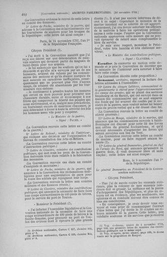 Tome 53 : Du 27 octobre au 30 novembre 1792 - page 402