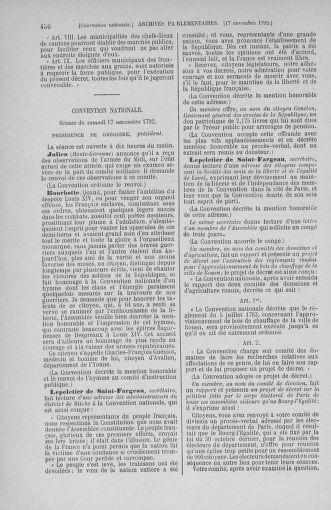 Tome 53 : Du 27 octobre au 30 novembre 1792 - page 450