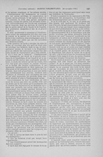 Tome 53 : Du 27 octobre au 30 novembre 1792 - page 649