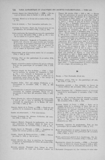 Tome 53 : Du 27 octobre au 30 novembre 1792 - page 736