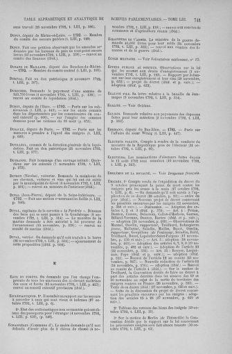 Tome 53 : Du 27 octobre au 30 novembre 1792 - page 741