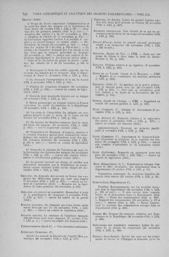 Tome 53 : Du 27 octobre au 30 novembre 1792 - page 742