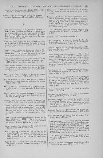 Tome 53 : Du 27 octobre au 30 novembre 1792 - page 743
