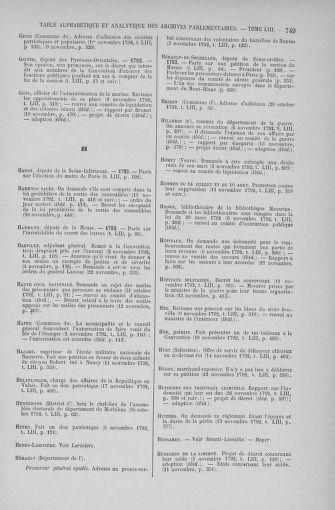 Tome 53 : Du 27 octobre au 30 novembre 1792 - page 749
