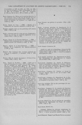 Tome 53 : Du 27 octobre au 30 novembre 1792 - page 775