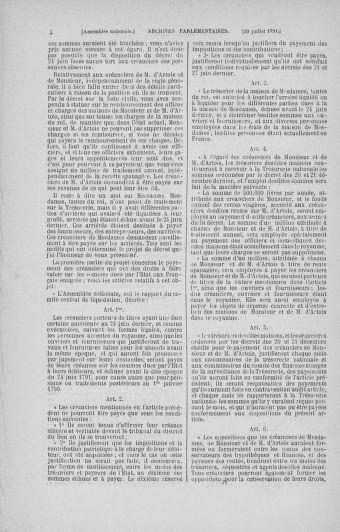 Tome 29 : Du 29 juillet au 27 août 1791 - page 4