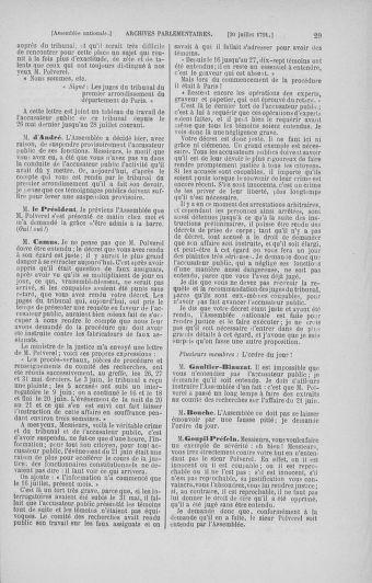 Tome 29 : Du 29 juillet au 27 août 1791 - page 29