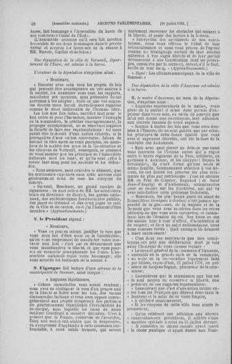Tome 29 : Du 29 juillet au 27 août 1791 - page 48